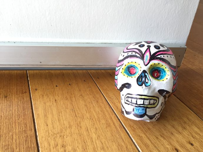 Ready for Day of the Dead