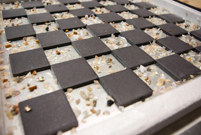 Chessboard Shapecrete