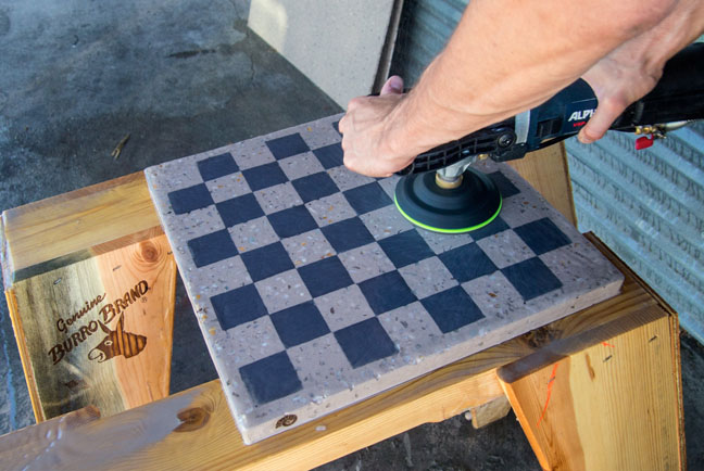 Chessboard Shapecrete