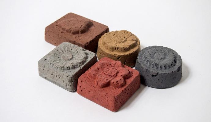 Coloring Shapecrete With Sakrete Cement Colors Shapecrete